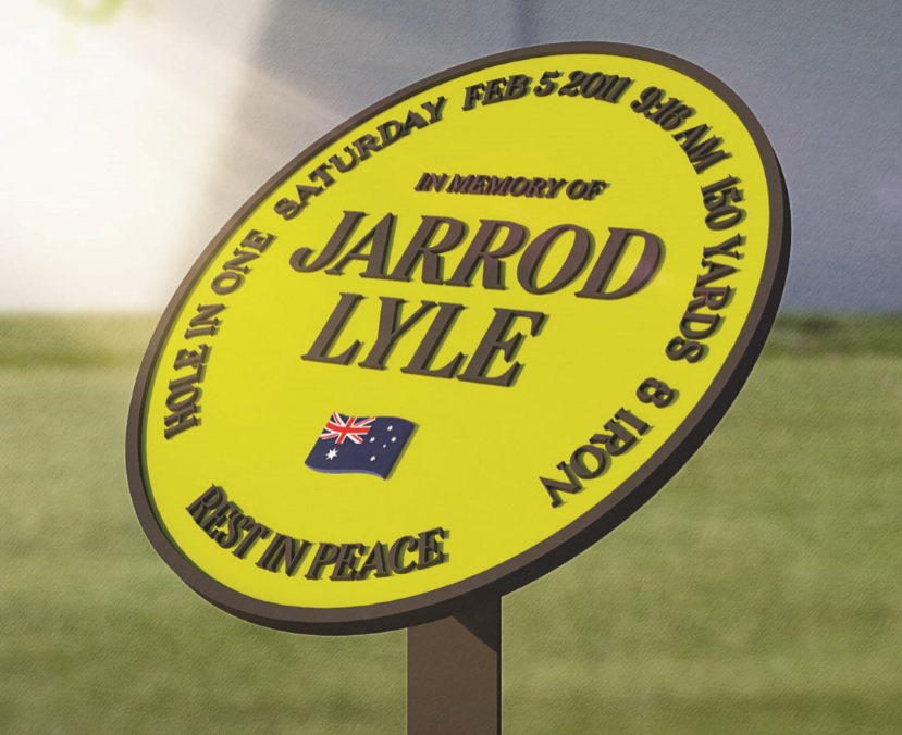 The signature moment of Jarrod Lyle s all-too-brief PGA Tour career was the  hole-in-one he made at the 2011 Waste Management Phoenix Open. 94bb3a7da77