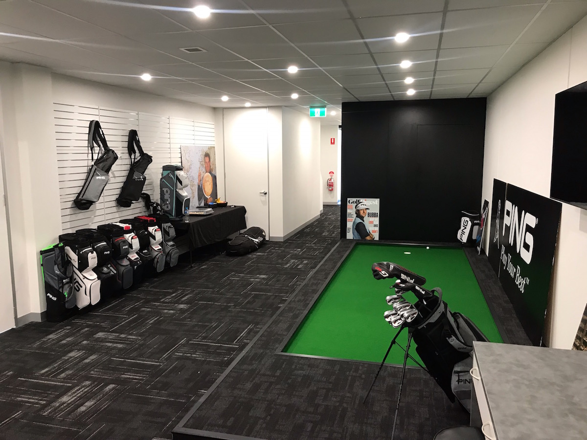PING opens State of the Art Fitting Centre in Melbourne