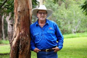 Ravenshoe Millstream Country Club President Gavin Wright
