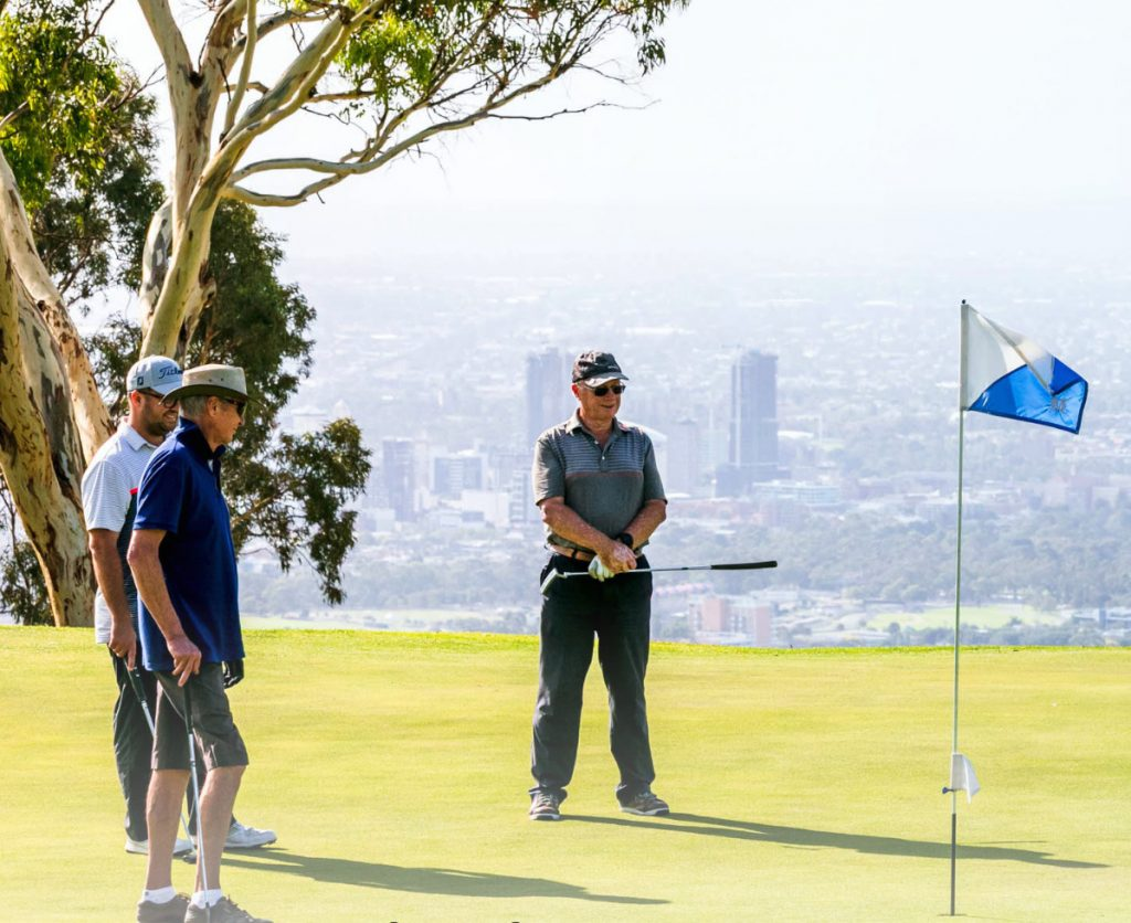 12020 Australian Golf Competition Rounds Trends & The Impact of COVID-192020Australian Golf Competition Rounds Trends & The Impact of COVID-19