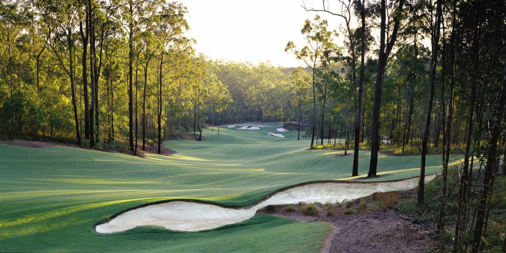 Brookwater Golf & Country Club (1) Hero 13th hole