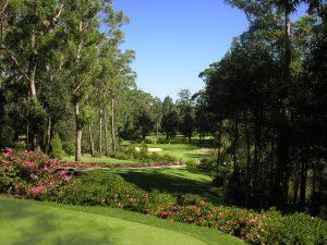 Mollymook Golf Club (3) 17th hole