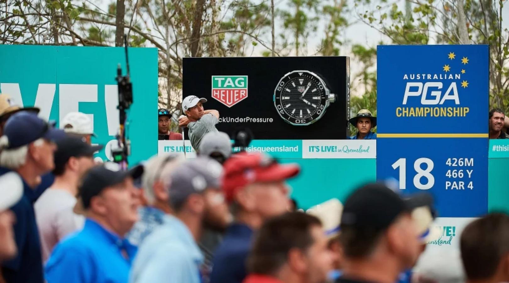 PGA media partnerships