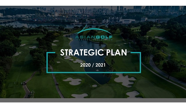 Asian Golf Industry Federation Outlines Strategic Approach