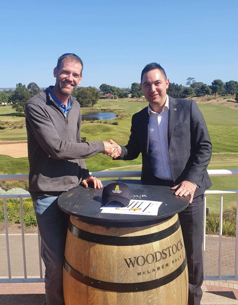 Glenelg Golf Club appoints Van Der Veen
