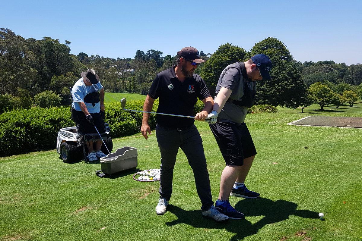 Empower golf