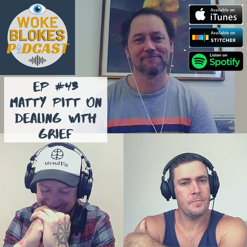 Woke Bloke podcast with Matt