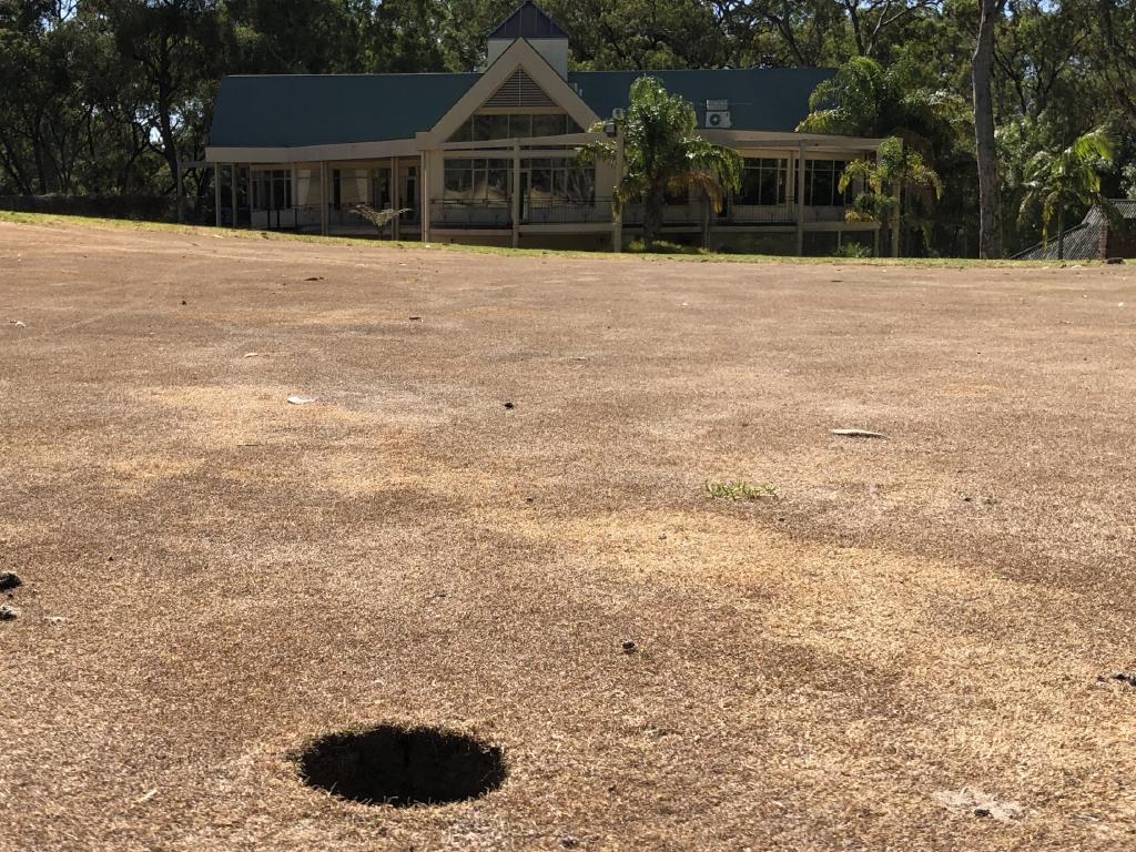 Belair golf course