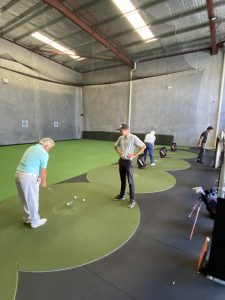 Perth golf centre opening