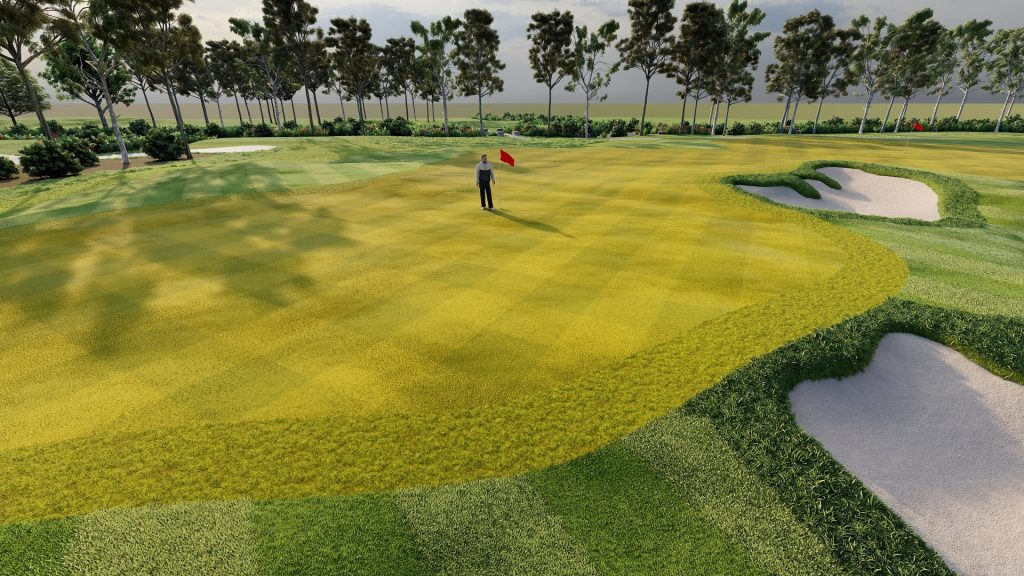 Nudgee golf club redeelopment