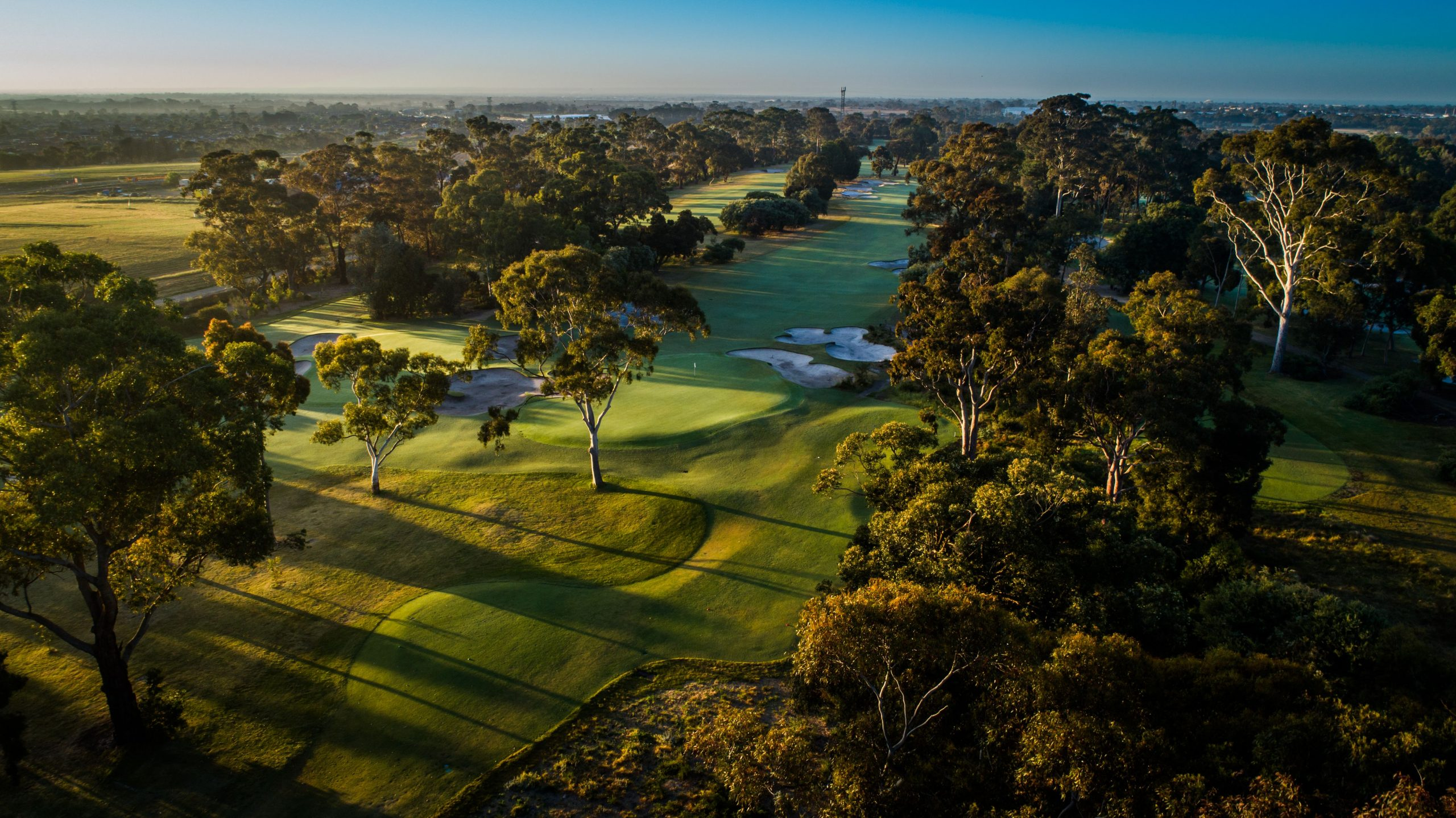 Commonwealth Golf Club regarding the appointment of a new Course Architect.