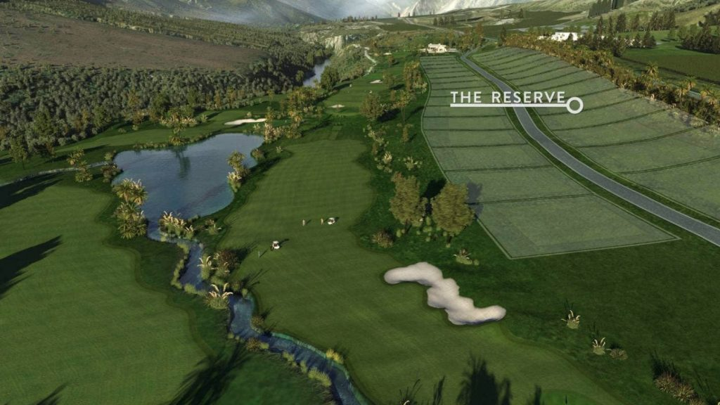 NZ: New golf course sections just released in Gibbston Valley Resort
