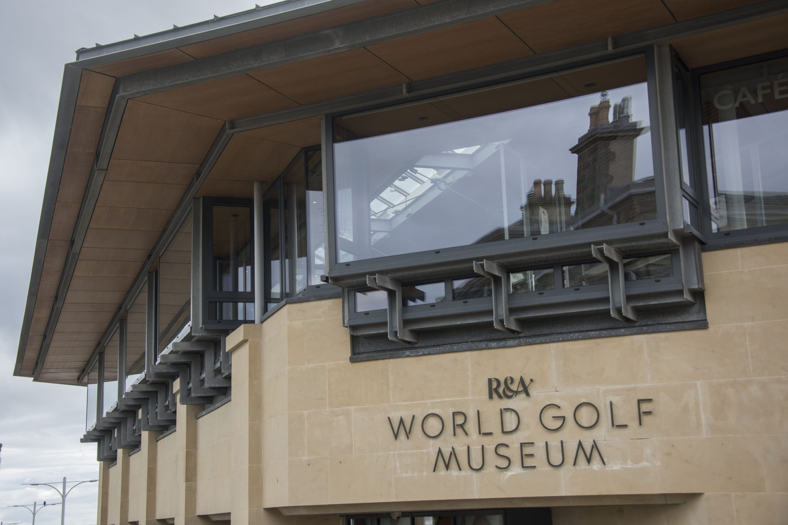 THE R&A WORLD GOLF MUSEUM OPENS FOLLOWING A COMPLETE REDEVELOPMENT