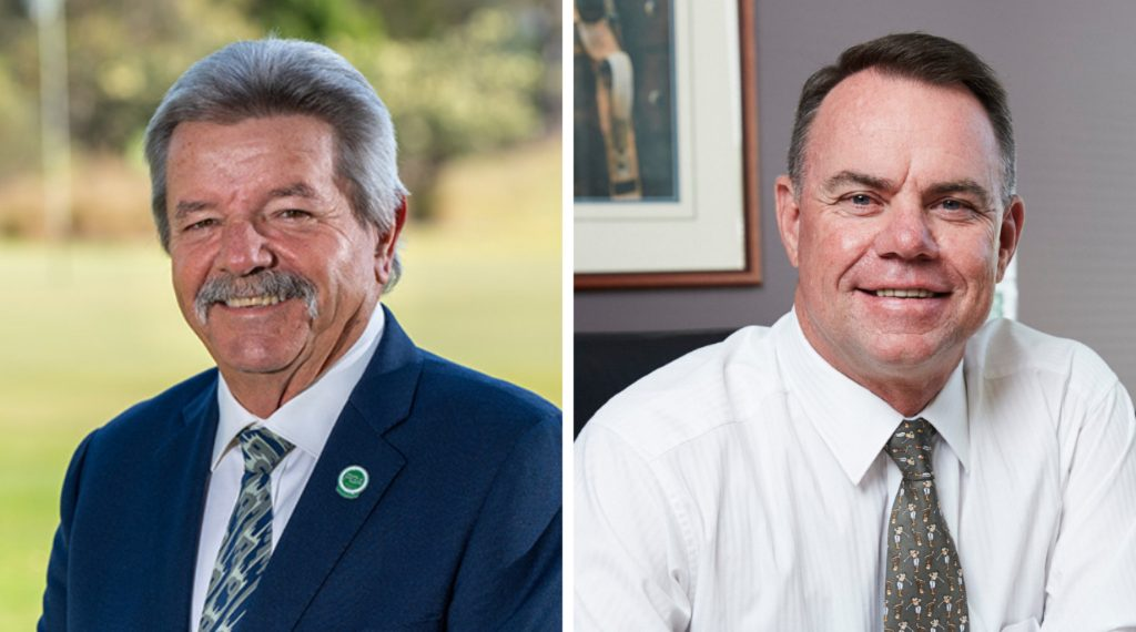 Rodger Davis to remain on as Chair and Gavin Kirkman