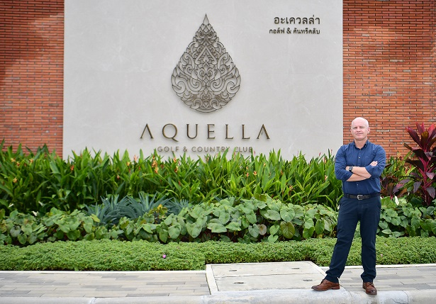 Simon Mees has assumed the role of General Manager at Aquella Golf and Country Club.