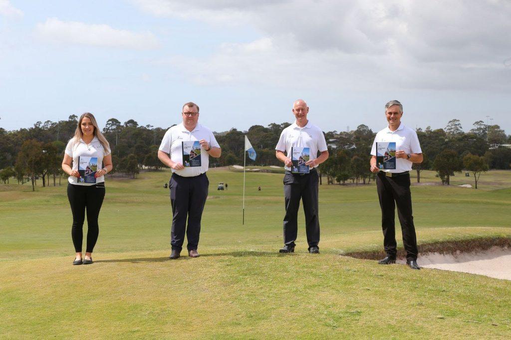 Golf NSW strategic plan